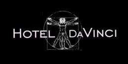 Hotel DaVinci logo
